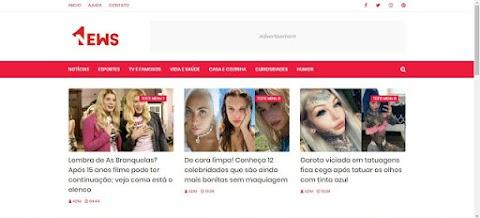 1News Blogger Template