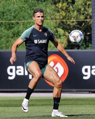 Cristiano Ronaldo new photi
