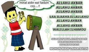 Download Mp3 Takbiran Hari Raya Idul Fitri