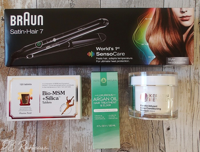 My Hair Care Routine for Strong, Smooth and Manageable Hair