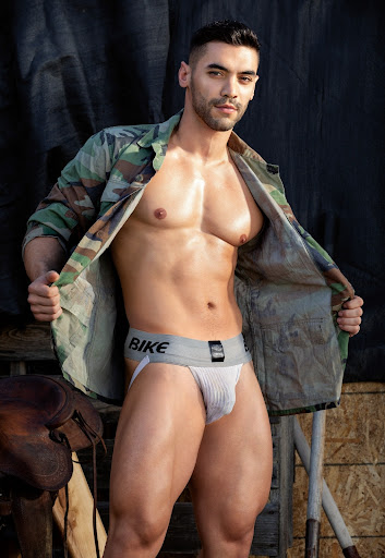 Males in Jock-Strap Photography