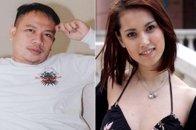 Kenakan Celana Pendek, Miyabi Beri Kecupan Pada Vicky Prasetyo