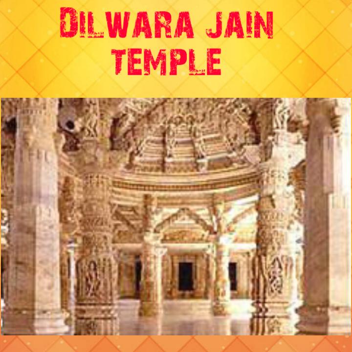 Jain temple dilwara