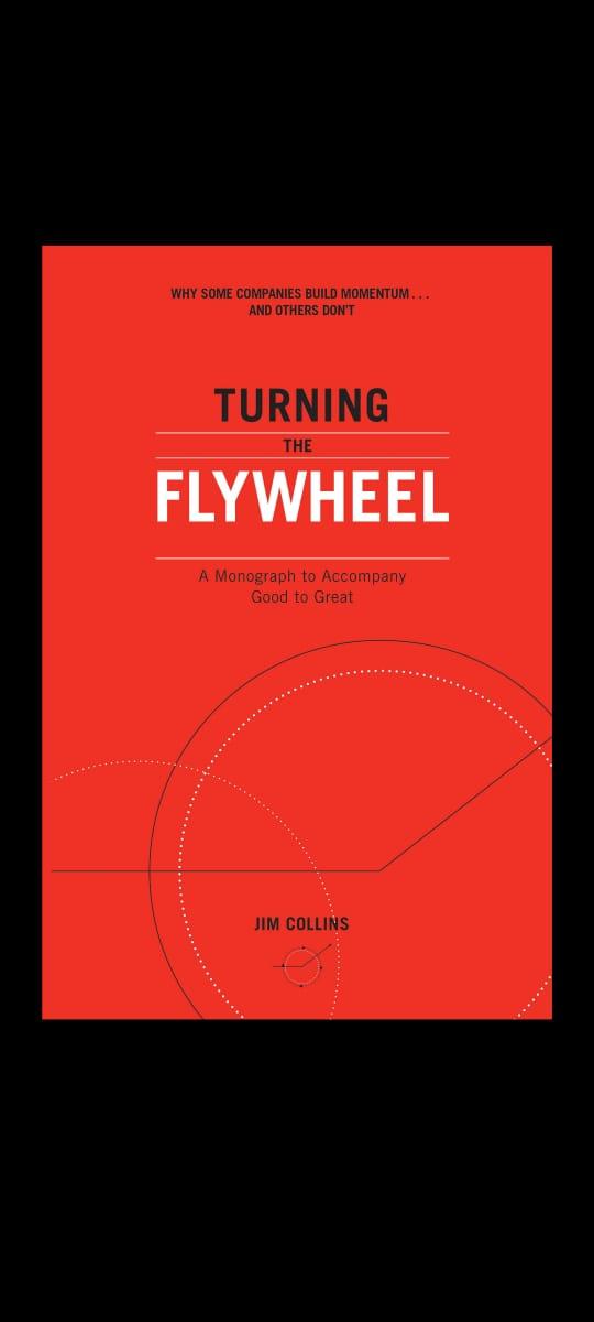 buku Turning the Flywheel - Jim Collins @Google Play Book