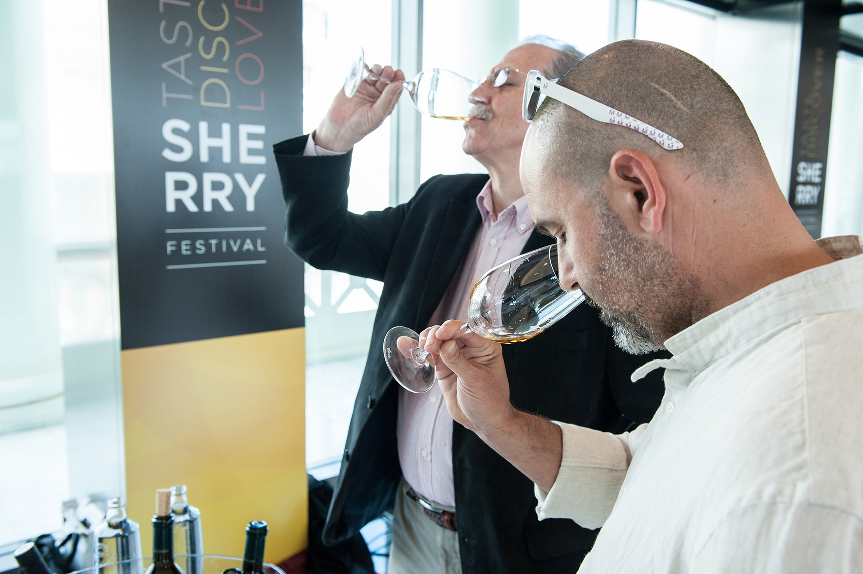 showroom sherry festival valencia