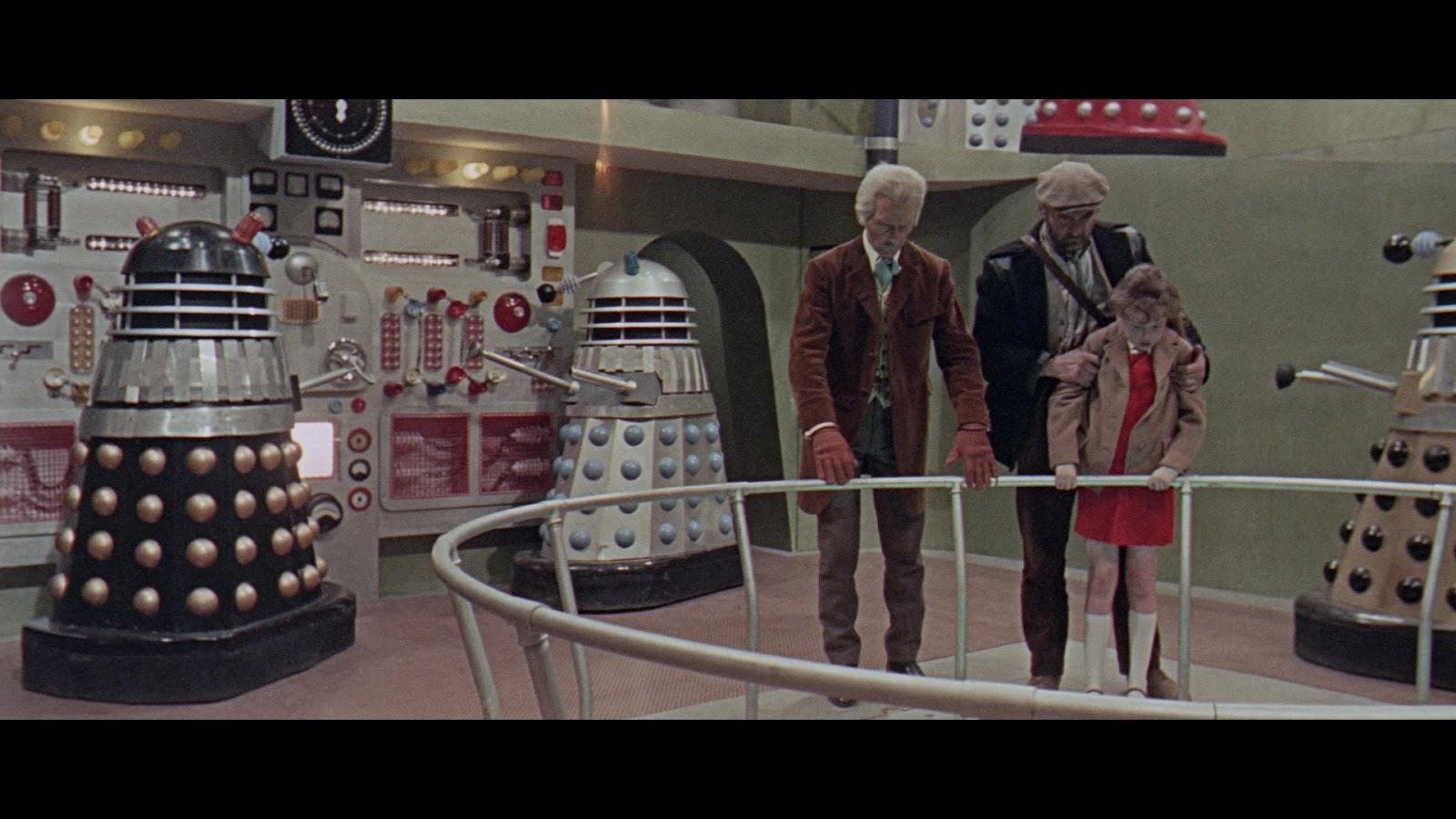 Cathode Ray Tube British Cult Classics Daleks Invasion