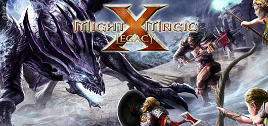 Giveaway Might & Magic X - Legacy Deluxe Edition for Uplay