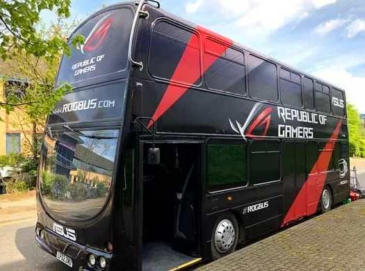 Rog Bikin Bus