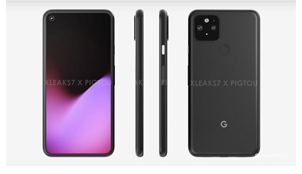 حصري: تم تسريب تصميم هاتف Google Pixel 5