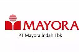 Profil Singkat PT. Mayora Indah,TBK