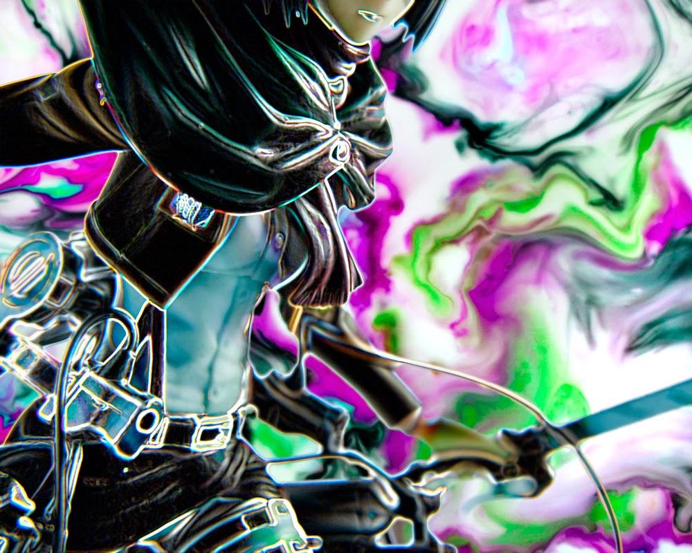 Fine Art of Misakia Attack on Titans Toy