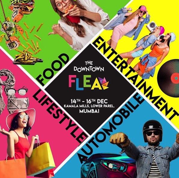 Smaaash Hosts Downtown Flea