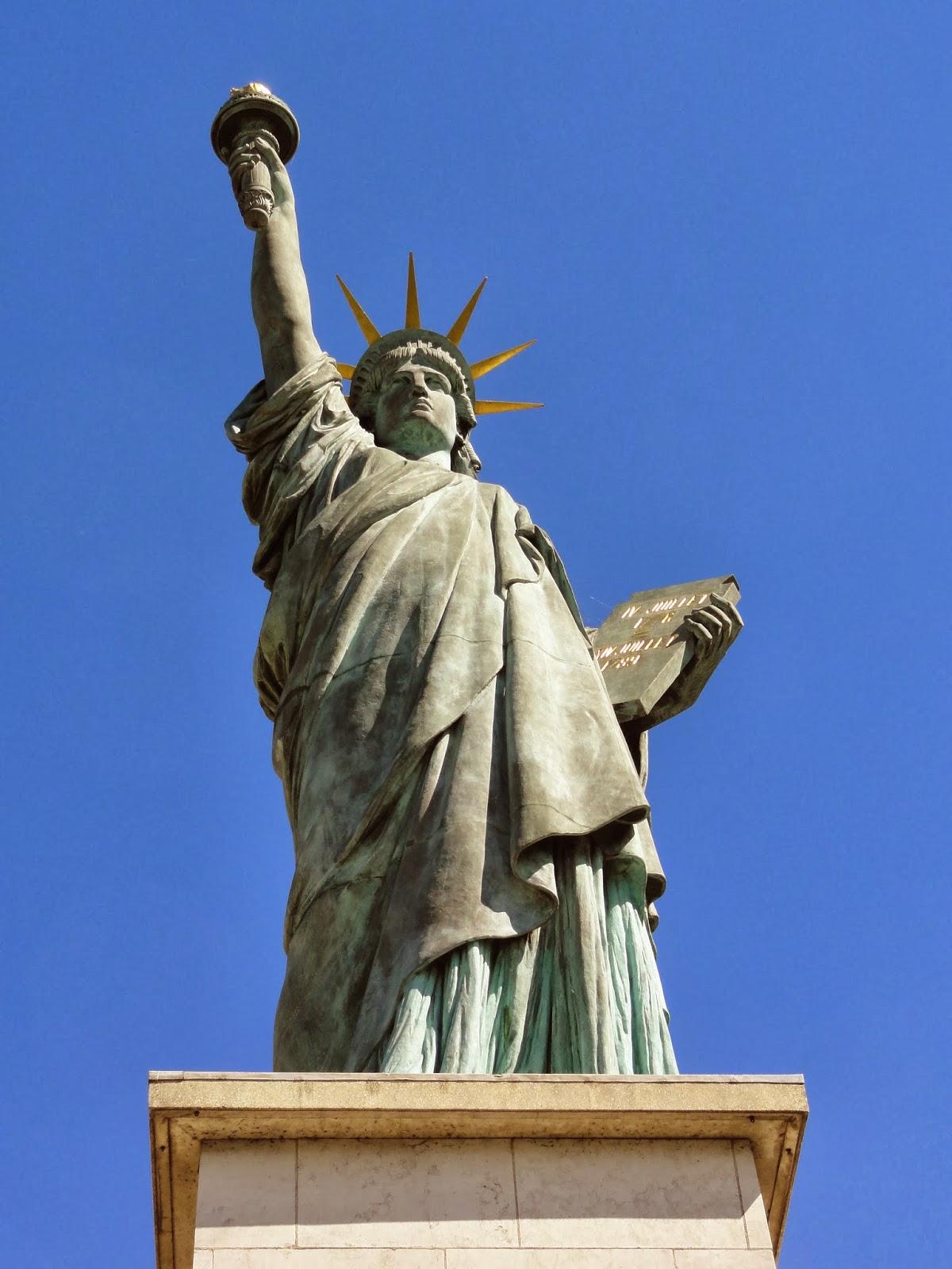 Statue de la Liberté | Paris Historic Walks