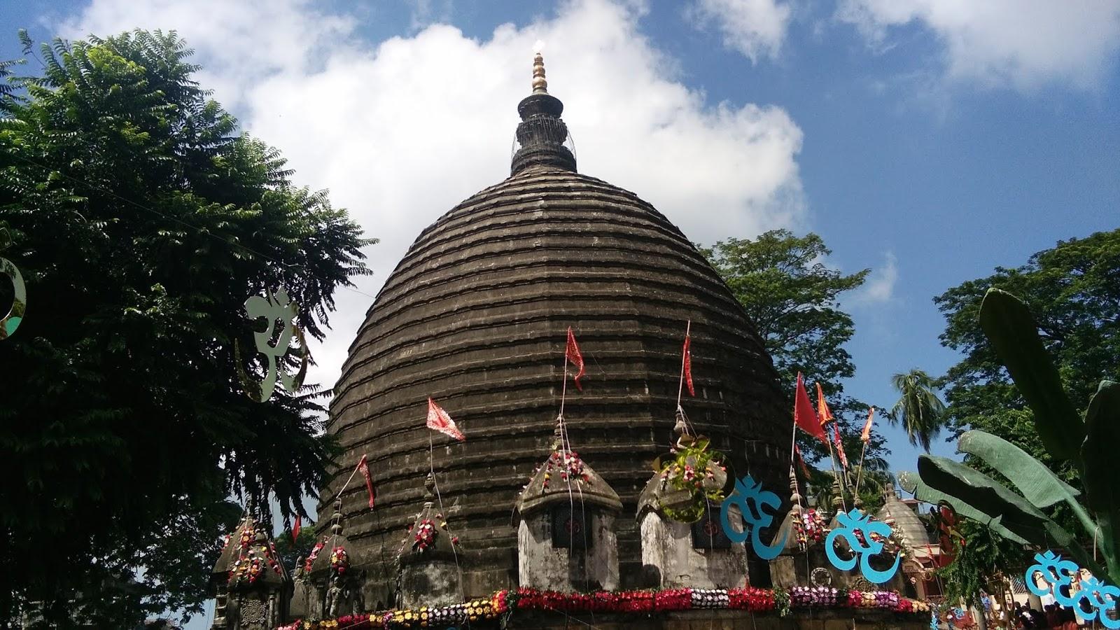 Kamakhya Temple - Guwahati, Assam