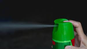 Cara Kerja Obat Nyamuk Semprot Ditinjau Dari Fisika
