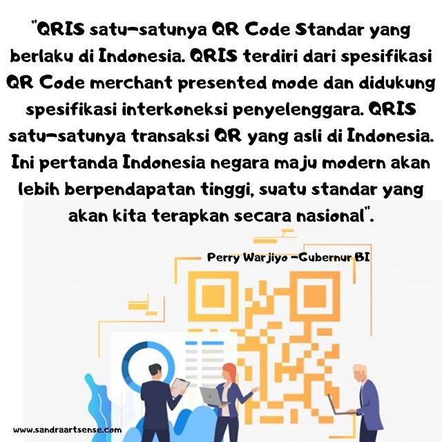 QRIS: QR Standar, Solusi Terbaik untuk Kelancaran Transaksi Digital
