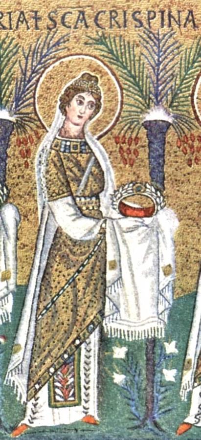 Holy Martyr Crispina (+ 304) | MYSTAGOGY RESOURCE CENTER