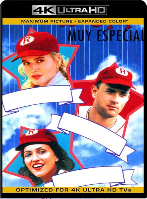 Un equipo muy especial (1992) 4K 2160p UHD [HDR] Latino [GoogleDrive]