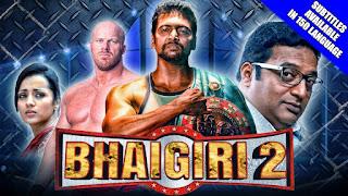 """Bhaigiri 2 (2018) """"Hindi Dubbed"""" """"Full Movie"""""""