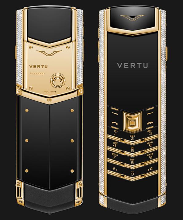Vì sao điện thoại hàng hiệu Vertu lại cháy hàng? - 1
