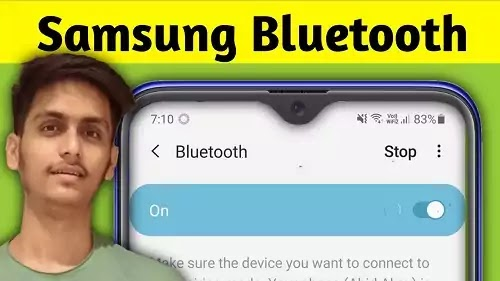 Samsung || Bluetooth Not Working Not Connecting In Samsung Galaxy A22