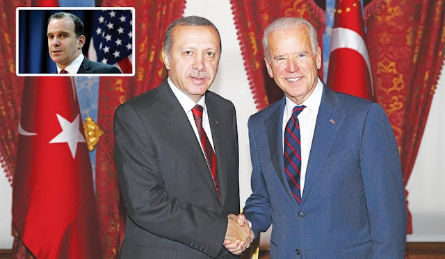 Φύλλο συκής του Ερντογάν υπό τον φόβο της Αμερικής