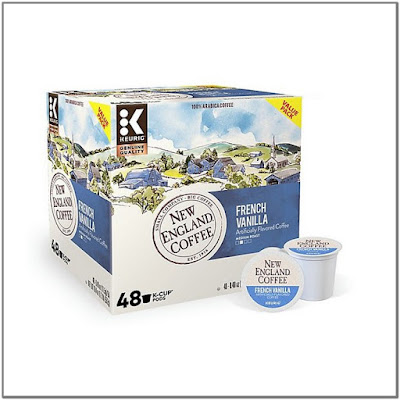 New England Coffee French Vanilla K Cups;New England Coffee K Cups