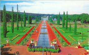 Brindavan:Garden  A Delightful And Fascinating Garden Of Mysore