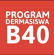 Permohonan Pendaftaran Program Dermasiswa B40