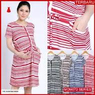 MOM072D27 Dress Hamil Menyusui Modis Arina Dresshamil Ibu Hamil