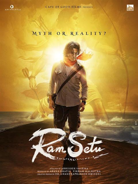 Ram Setu full cast and crew Wiki - Check here Bollywood movie Ram Setu 2022 wiki, story, release date, wikipedia Actress name poster, trailer, Video, News