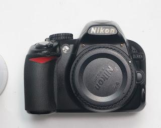 Jual Kamera Nikon D3100 DSLR Bekas