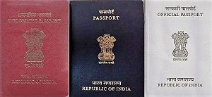 Type Of Passport,ID Proofs, Apply for Online Passport