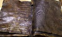 penerima kitab injil