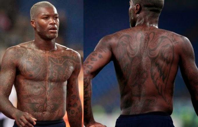 30 Best Tattoos in World Football (Gallery) FOOTY FAIR