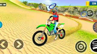 Motocross Beach Bike Stunt Racing Game 2018 - Bike games to download