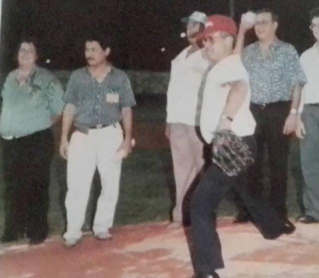 LUIS APARICIO EN CARORA