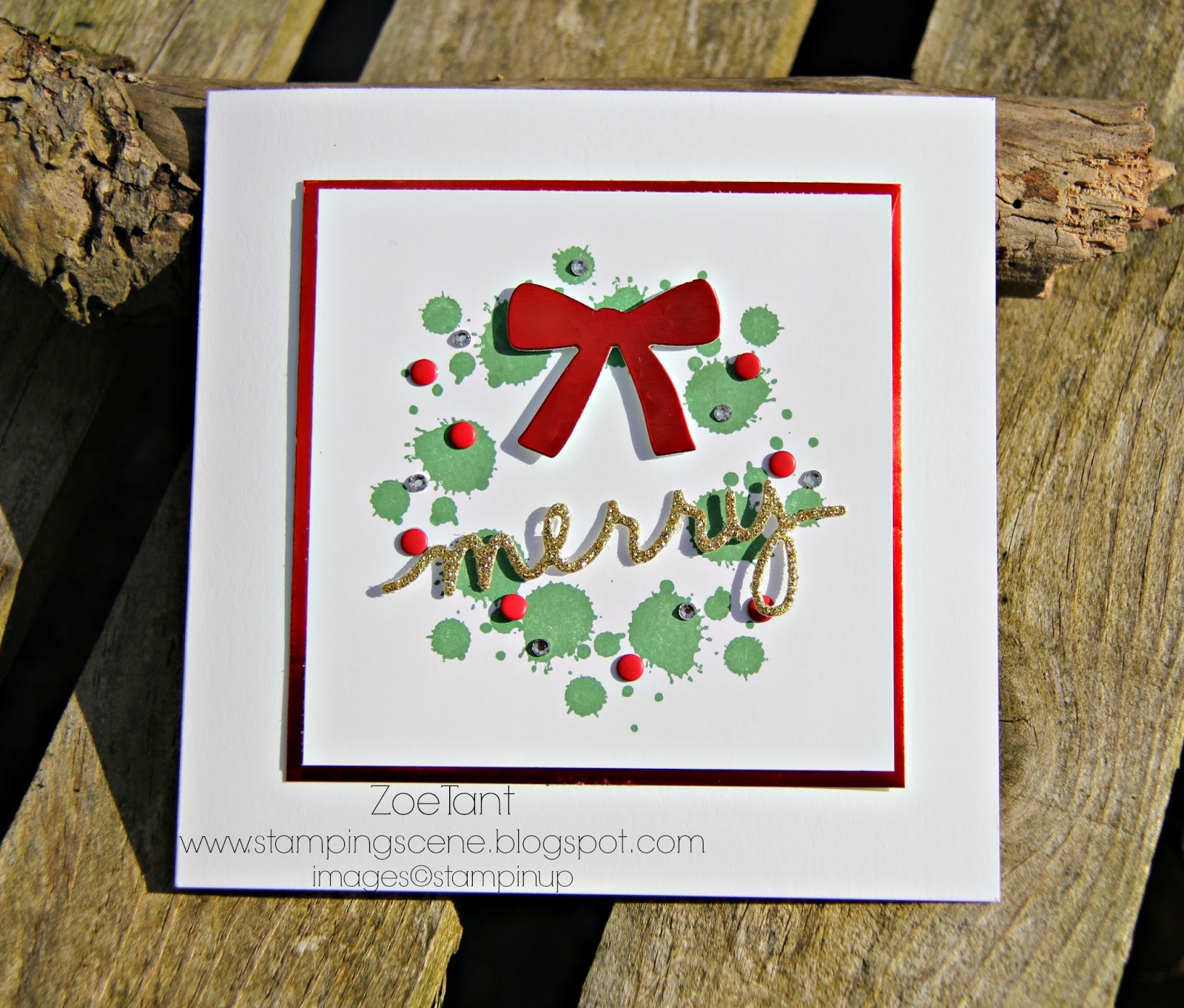 Stampin up uk demonstrator independent supplier paper craft christmas card club with stampin up gorgeous grunge kristyandbryce Choice Image