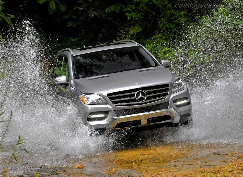 صور سيارة مرسيدس بنز M كلاس 2015 - اجمل خلفيات صور عربية مرسيدس بنز M كلاس 2015 - Mercedes-Benz M Class Photos Mercedes-Benz_M_Class_2012_800x600_wallpaper_17.jpg