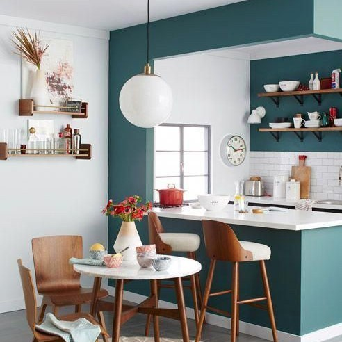 Inspirasi Dapur Minimalis Modern Ukuran Kecil tapi Cantik dan Mewah