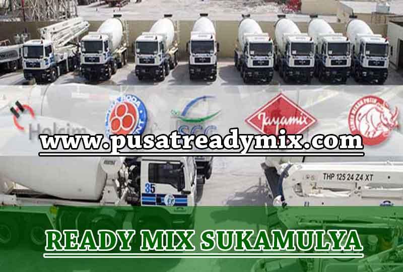 Harga Beton Ready mix Sukamulya