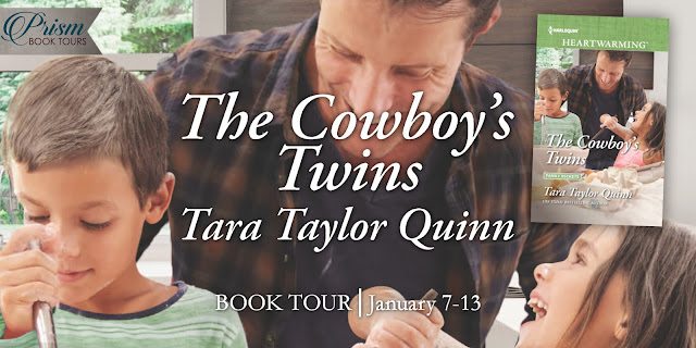 The Cowboy's Twins by Tara Taylor Quinn – Grand Finale Blitz