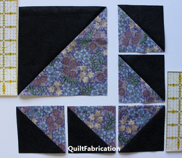 kimono block layout