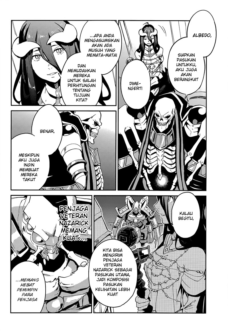Baca Manga Overlord chapter 23 Bahasa Indonesia