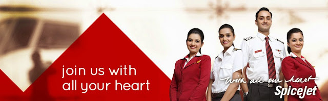 SpiceJet Walk-in Interviews