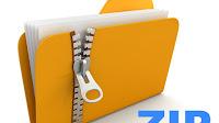 Come Zippare (comprimere) una cartella di file