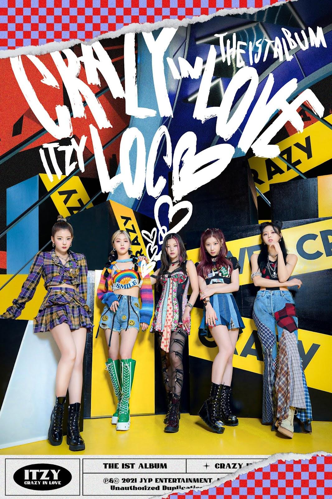ITZY regresa con LOCO, su comeback de k-pop del 2021