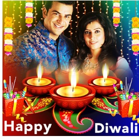 HAPPY DIWALI PHOTO FRAME ANDROID APP
