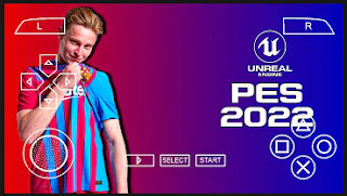 Download PES 2022 PPSSPP 2K Hair English Peter Drury Real Faces Best Graphics & Latest Transfer