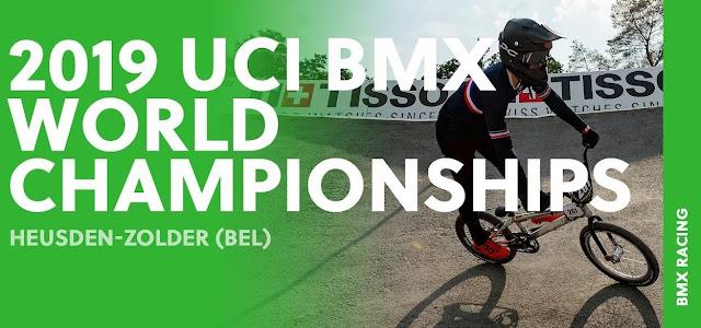 BMX - Mundial 2019 (Heusden-Zolder, Bélgica): Twan Van Gendt y Alise Willoughby fueron los más rápidos del mundo